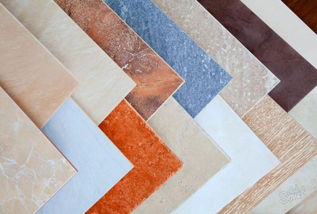 Выбор керамической плитки.