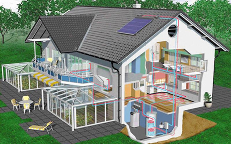 Использование альтернативных систем отопления