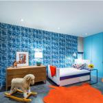 Дизайн детской комнаты: цвет имеет значение