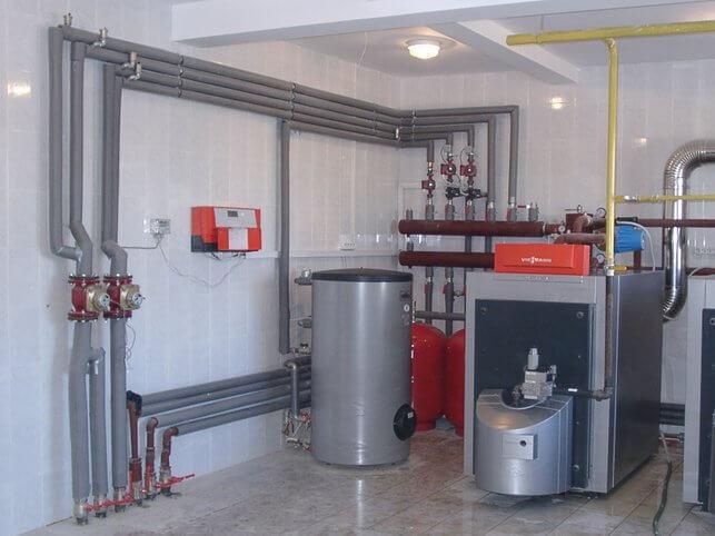 Уникальное оборудование для отопления помещений