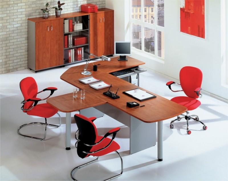 Элементы офисного здания, необходимые для личного персонала