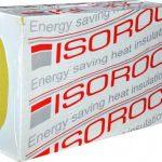 Особенности и характеристики утеплителя Isoroc
