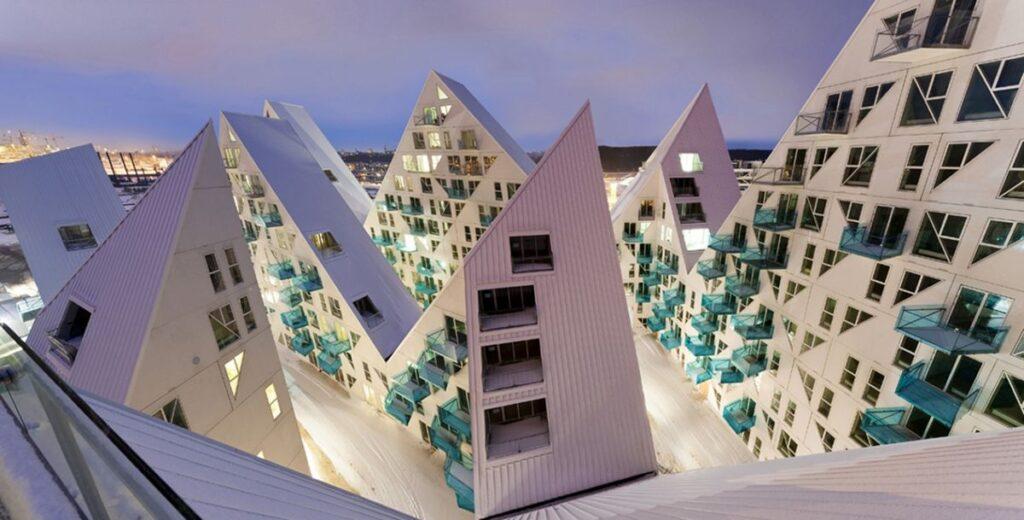 Особенности градостроительства и архитектуры поселений