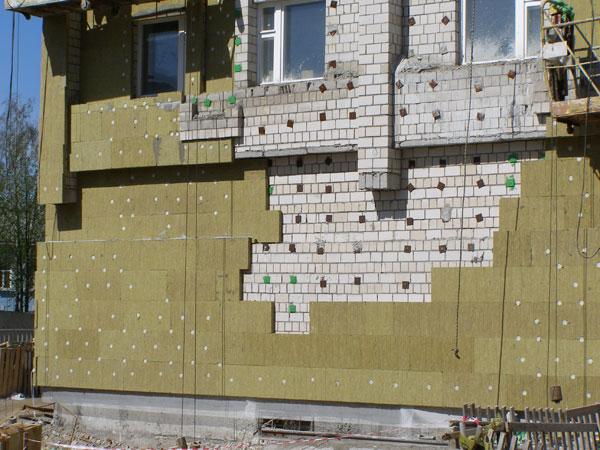 Пенопласт или минеральная вата_ Утепление квартир