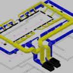 Современный процесс проектирования и монтаж вентиляции
