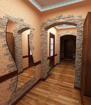 Выберем материал для внутренней отделки комнат