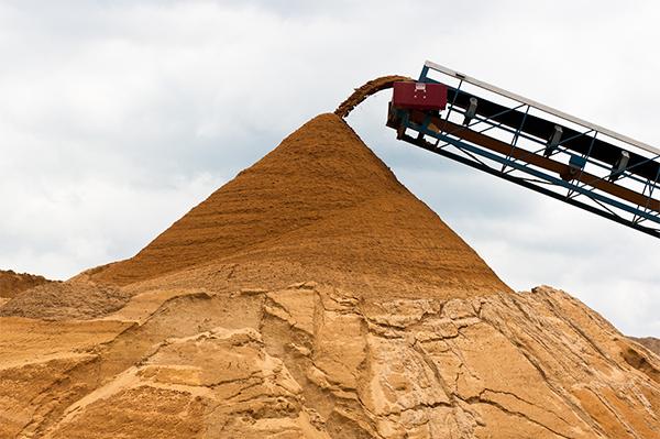 Какие виды песка используются в строительстве.