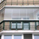 Остекление балконов: особенности