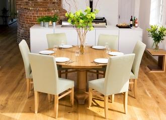 Как выбрать обеденный стол: советы дизайнеров