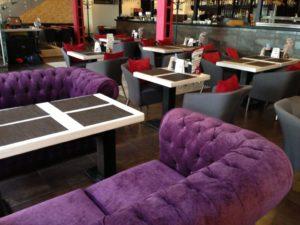 Как подобрать мебель для кафе и ресторанов