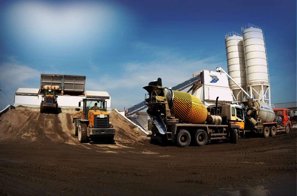 Быстрая и надежная доставка бетонной смеси на строительные объекты